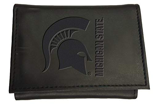 Team Sports America Michigan State Tri-Fold Wallet