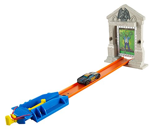 Hot Zombies (Hot Wheels Zombie Attack Track Set)