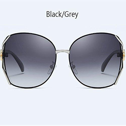 de sol de las mujeres nuevas Gafas de clásicas 5 moda gafas polarizadas 1 de sol CJ O7nRc8c