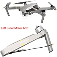 Rucan Body Frame Kit Left Rear Motor Arm Repair Parts For DJI Mavic Pro Drone (C)
