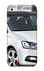 High-end Case Cover Protector For Iphone 5c(volkswagen Polo 12)