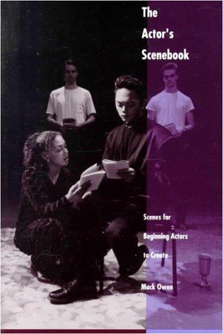 Actor's Scenebook