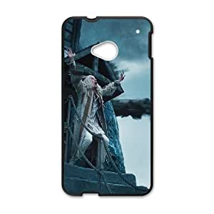 Deathly Hallows HTC One M7 Cell Phone Case Black PhoneAccessory LSX_764568