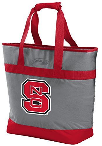 - NCAA North Carolina State Wolfpack Unisex 07883041111NCAA 30 Can Tote Cooler (All Team Options), Red, X-Large