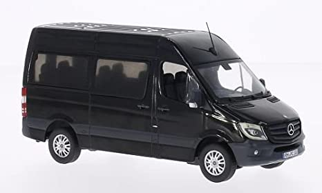 Mercedes Sprinter, negro, Modelo de Auto, modello completo, Premium ClassiXXs 1:43: Premium ClassiXXs: Amazon.es: Juguetes y juegos