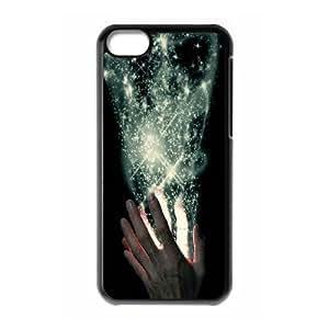 Stars Art Unique Design Hard Pattern Phone Case For Iphone 5C Case TSL328952