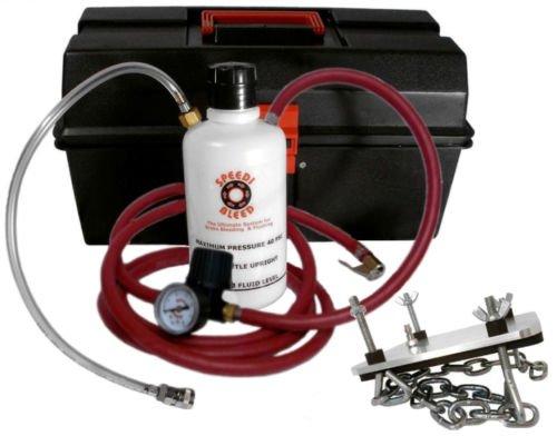 One Man Brake Bleeder PRO Kit for Domestic and American Cars & Trucks by Speedi-Bleed (Image #3)