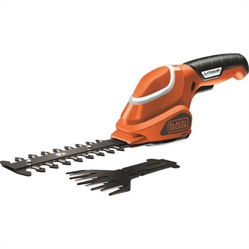 Black + Decker GSL700 7V Li-ion Cordless Shear Shrubber Kit by BLACK+DECKER