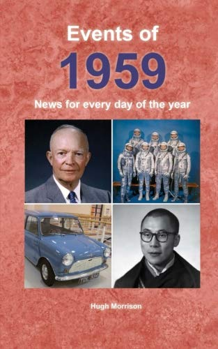 Events of 1959: News for every day of the -