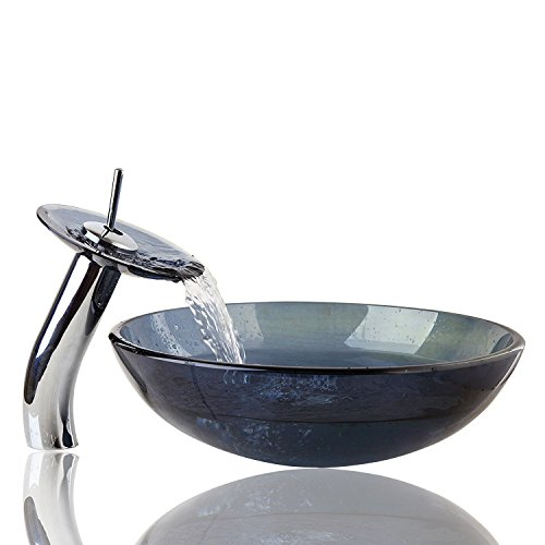 Round Waterfall Faucet - 3