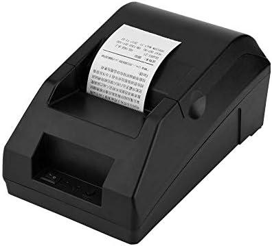 Praktische Thermo-Belegdrucker, 48 mm 100 mm/s Hochgeschwindigkeits-Ticketdrucker Belegdrucker for Restaurants, Geschäfte und Privathäuser Kompatibel mit Android, iOS, WIN7, WIN8, Vista, XP, 2000 Kl