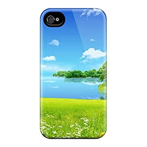 Premium Iphone 4/4s Case - Protective Skin - High Quality for Creative Summer Dreamland