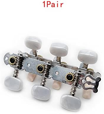 Timiy - Juego de 2 clavijas de afinación para guitarra clásica ...