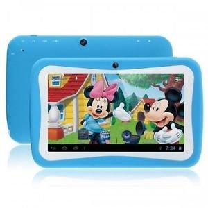 "7"" Wopad Kids Tablet Pc – Blue"