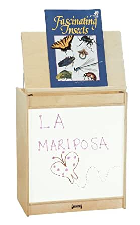 Dry Erase Board for Kids Kids Art Activity Easel for Classrooms//Daycares//Homeschools//Playrooms Angeles Write /& Wipe Easel with Storage Easy Storage