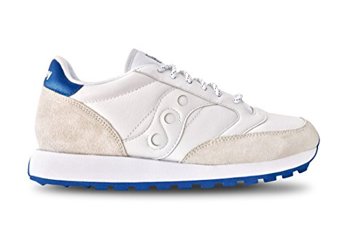 Saucony Jazz O'Leather limited edition art. S70325-2 White/Blu US 10.0 EUR 44