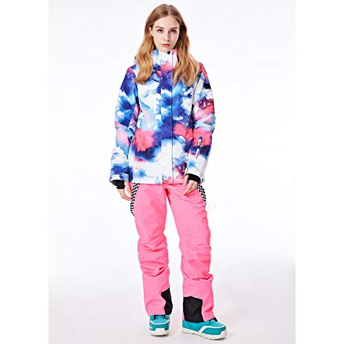 9 Femmes Et Chaud Coupe Pantalon Color Suit Neige vent Hiver Ski Qualité De Haute Veste Snowboard Zxgjhxf Costumes Imperméable t8wUgqW
