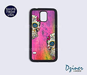 Galaxy S5 Case - Colorful Skull