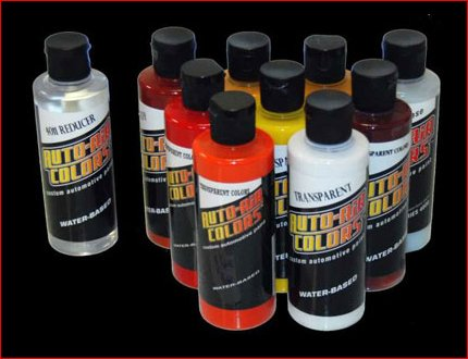 auto air paint kits - 2