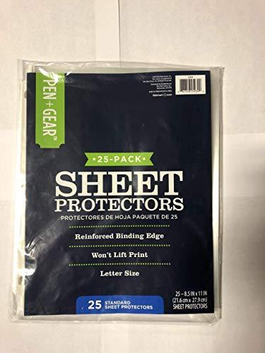 (Sheet Protector)