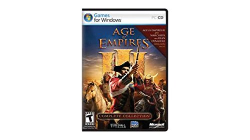 Amazon com: Age of Empires III: Complete Collection - PC