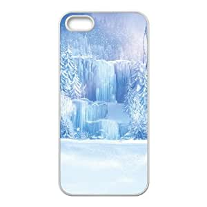 frozen 2013 iPhone 5 5s Cell Phone Case White xlb2-155375
