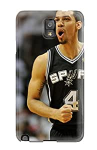 jody grady's Shop san antonio spurs basketball nba (35) NBA Sports & Colleges colorful Note 3 cases
