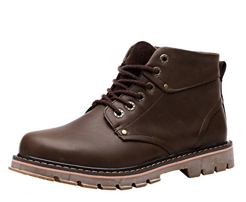 CIROHUNER Men's Lace-up Second Shift Work Boots A Clay tBFVHpXVKW