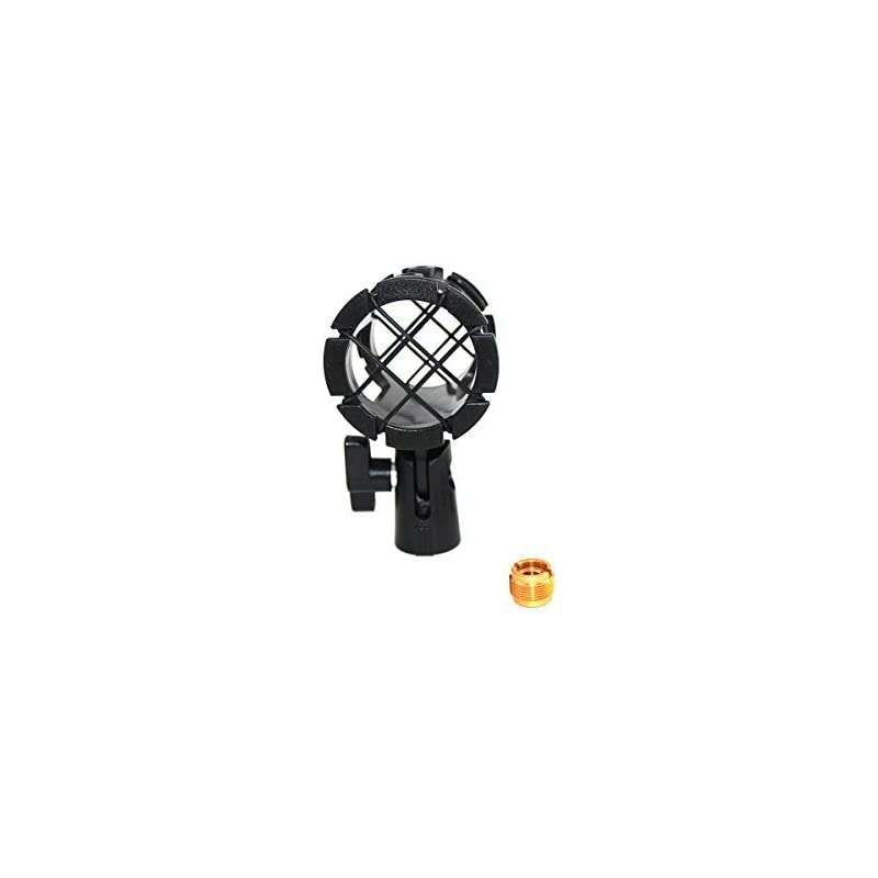 ZRAMO Microphone Clip Mount Small Size M