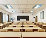 ShadeMAGIC Fluorescent Light Covers for Classroom