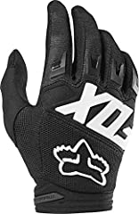 A high-performance glove without the high price tag. The Dirtpaw Race Glove has armored knuckles, padded palm, and superior flex-point comfort to remain the top choice for the entry-level rider. The hoop and loop closure provides a secure fit...