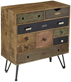 Treasure Trove Accents Nine Drawer Chest - the best bedroom dresser for the money