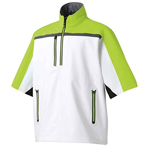 Footjoy Mens Dryjoys Short Sleeve - 4