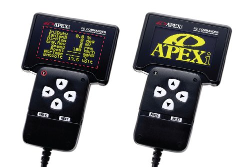 Apexi Boost Meter - APEXi 415-A030 FC Commander