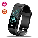 LIGE Fitness Tracker Activity Watch IP67 Waterproof with Heart Rate Blood Pressure Sleep