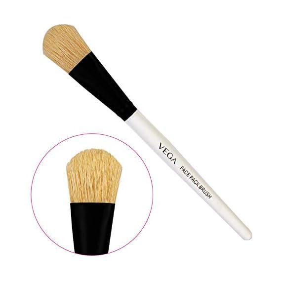 Vega Face Pack Brush, 1 Piece