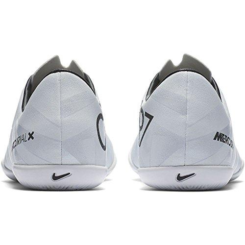 Football Mixte 6 Chaussures Enfant Blanc Bleue Jr MercurialX de NIKE Cr7 Noir Teinte Victry Blanc IC Bleue Teinte R18wxqz