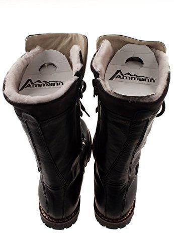 Ammann Stiefel Malix Schwarz(8093)