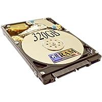 320GB SATA Hard Drive (5400 RPM) for HP Pavilion DV6000 DV6000t DV9000 Laptops
