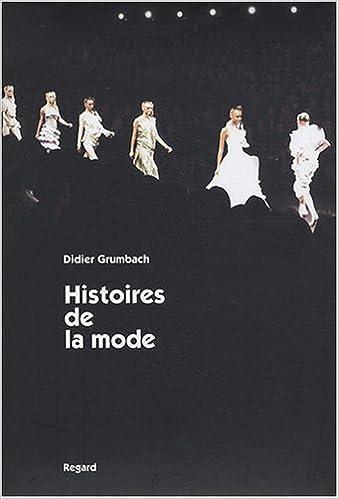 En ligne téléchargement Histoires de la mode epub pdf