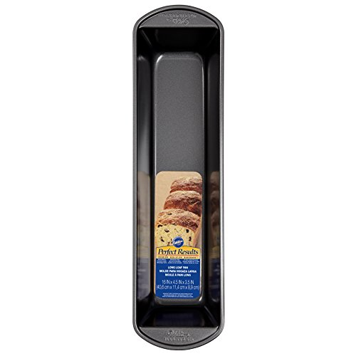 Wilton Bread Loaf Pan, Extra Long - 16 x 4.5-Inch by Wilton (Image #1)