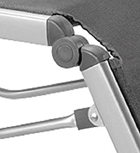 kettler basic plus relaxliege aluminium echt zufrieden aber. Black Bedroom Furniture Sets. Home Design Ideas