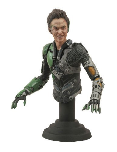 Diamond Select Toys The Amazing Spider-Man 2: Green Goblin Resin Bust (Resin Bust)
