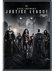 Zack Snyder's Justice League (BIL/DVD)