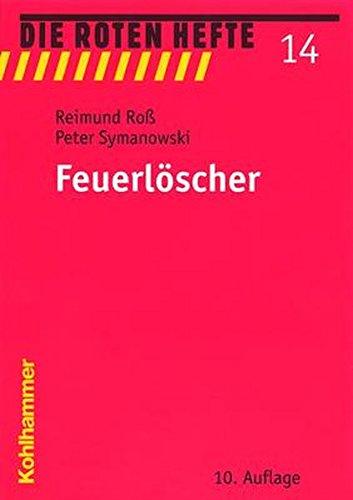 Die Roten Hefte, Bd.14, Feuerlöscher