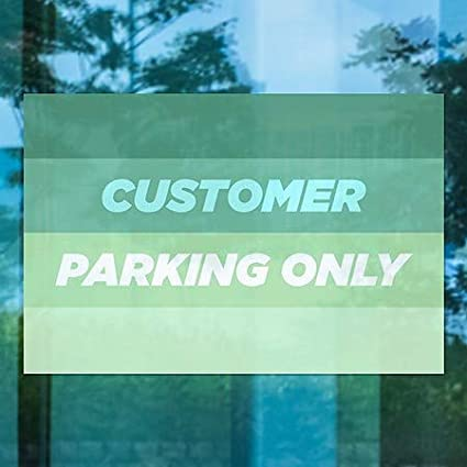 CGSignLab Basic Teal Window Cling Welcome 5-Pack 24x24