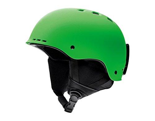 (Smith Optics Adult Holt Ski Snowmobile Helmet - Matte Reactor/Medium)