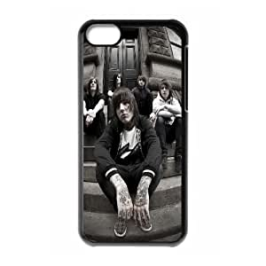 DIY Hard Cell Phone Case for Iphone 5C Cover Case - Bring Me The Horizon HX-MI-100728