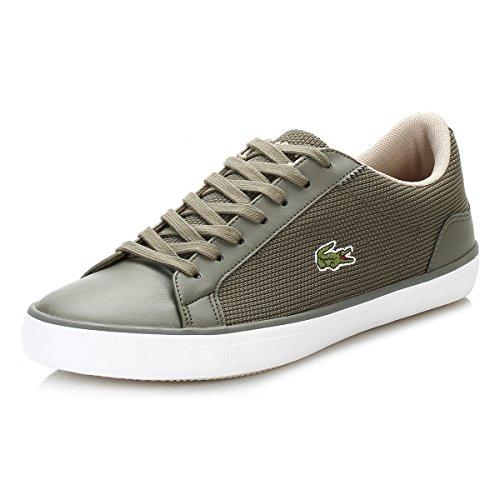 Lerond Oliv Lacoste Lacoste Herren Lerond Sneaker TqRgwxw8B