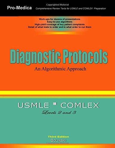 Diagnostic Protocols: An Algorithmic Approach PDF
